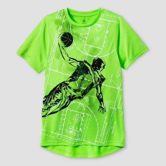 6d31e8c5f Champion Shirts & Tops | New Basketball Graphic Tech Tshirt | Poshmark